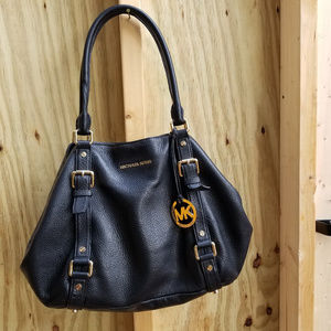 MICHAEL KORS LARGE EAST WEST BEDFORD SATCHEL